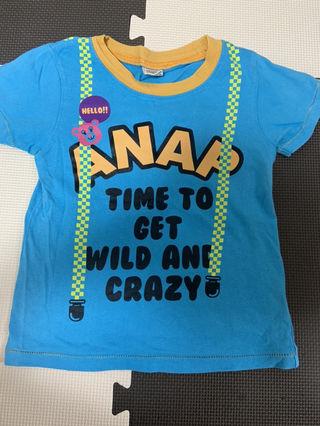 ANAP 半袖 Tシャツ 110cm