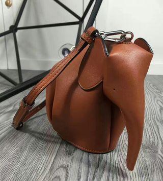 LOEWE Elephant Minibag