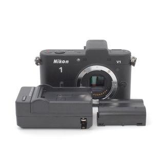 ニコンの超人気ミラーレス一眼Nikon 1 V1 ボディ