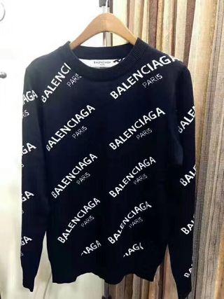国内発送 BALENCIAGA セーター 特価