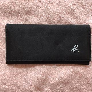 【入手困難新品】アニエスベー長財布ブラック