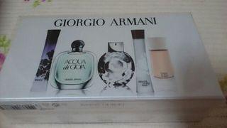 ジョルジオ アルマーニ 香水 5種類セット