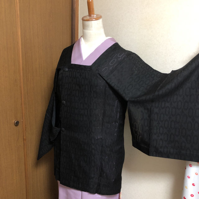 夏用 夏物 道行コート ストール付き 洋服の羽織り物にも - フリマアプリ&サイトShoppies[ショッピーズ]
