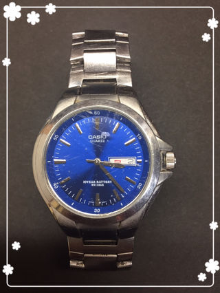 CASIO 腕時計 ジャンク品 送料無料