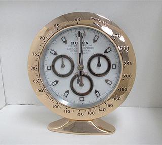 ロレックス 掛け時計 置時計   未使用