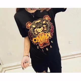 04  Kenzo  人気新品 Tシャツ 男女兼用 送料無料