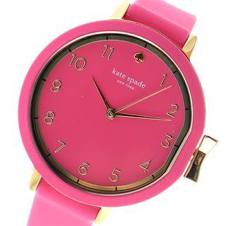ケイトスペード クオーツ レディース ウォッチ 時計 ピンク