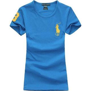 レディース ポロシャツ 色選択可 S-XL