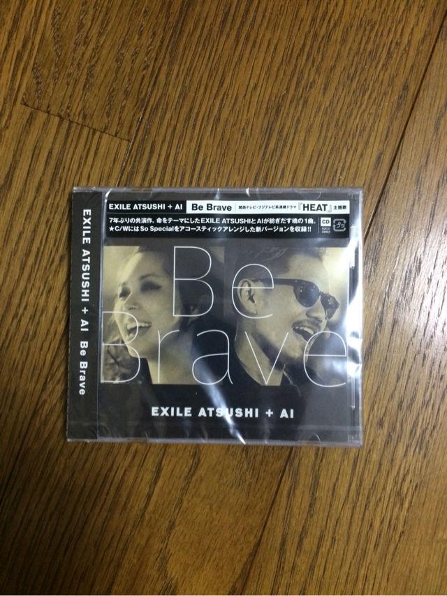 ATSUSHI+AI CD