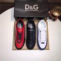 新品限定 D&G メンズ スニーカー 24~28