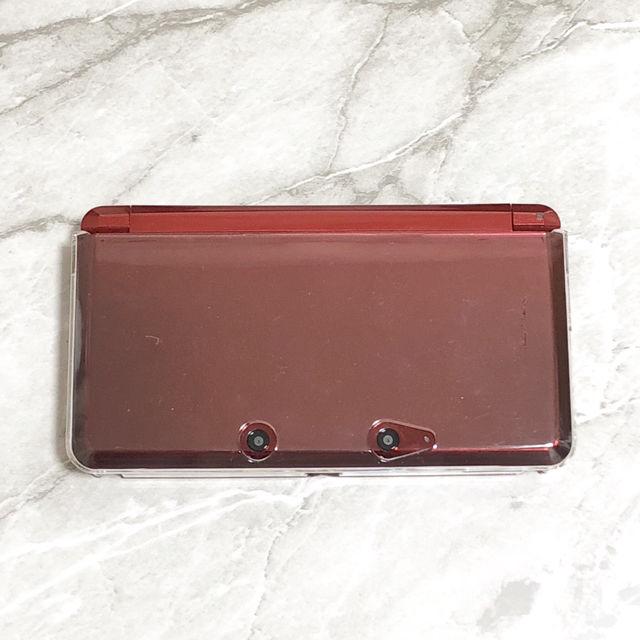 ニンテンドー 3DS フレアレッド