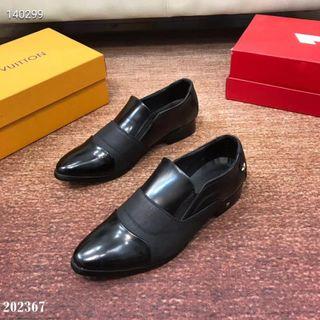 ファッション人気カップル革靴スニーカー