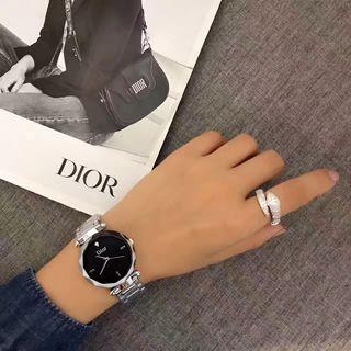 人気新品 Dior ウォッチ シャレな腕時計