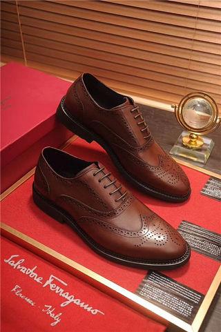 フェラガモアシックス商事 紳士靴 ビジネスシューズ革靴