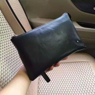 特価!モンブラン財布男性財布手持ちバッグ