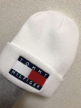TOMMYニット帽子