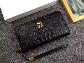ファッションデザイン人気ファスナー財布 国内発送