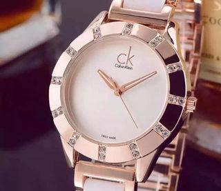 カルバンクライン クオーツ式腕時計
