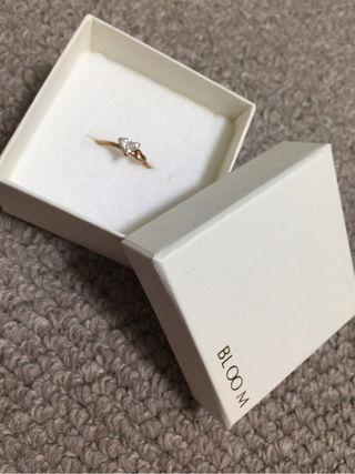 BLOOM指輪