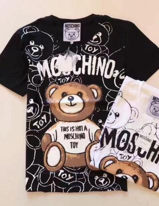 MOSCHINO 半袖Tシャツ スーパーマリオ 2枚
