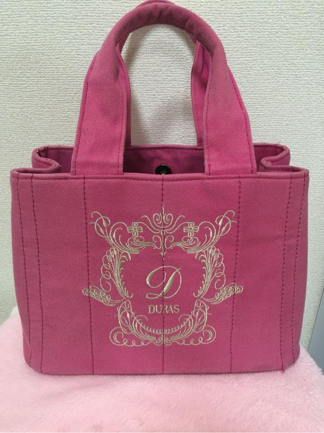 DURAS ピンク 鞄専用