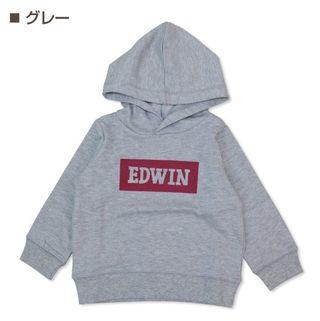 EDWIN ベビー キッズ 子供服 ベビー服 パーカー