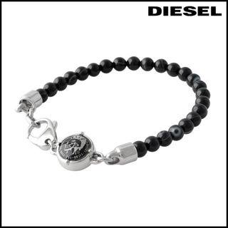 ディーゼル DX0848040 ビーズ メンズ ブレスレット