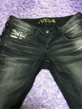 レッドペッパー正規品ブラックジーンズ