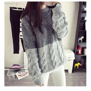 新品、秋冬定番 可愛い ニット セーター  w9