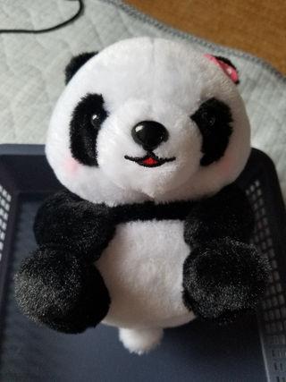 パンダの赤ちゃんぬいぐるみ