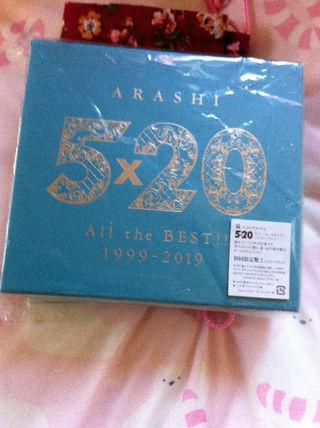 嵐CD5x20