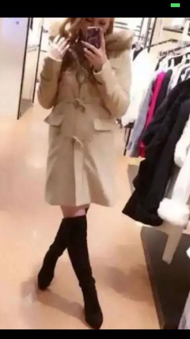 新品タグ付デイライルダッフル リゼクシー エイミー