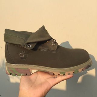 ティンバーランド 防水 プレミアムレザー ブーツ