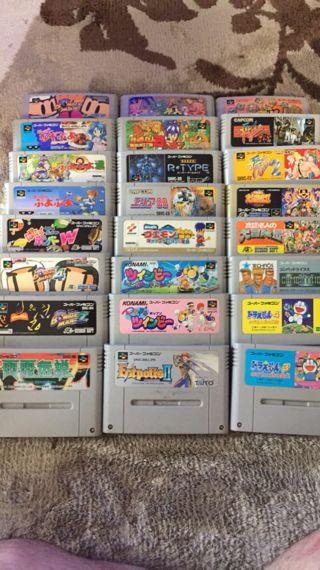 1本888円  スーパーファミコン ソフト