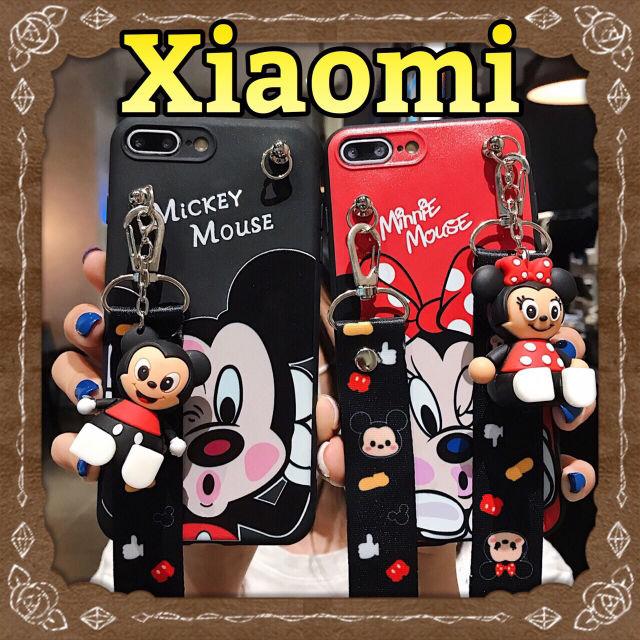 Xiaomi ミッキー ミニー 人形付 ケース カバー - フリマアプリ&サイトShoppies[ショッピーズ]