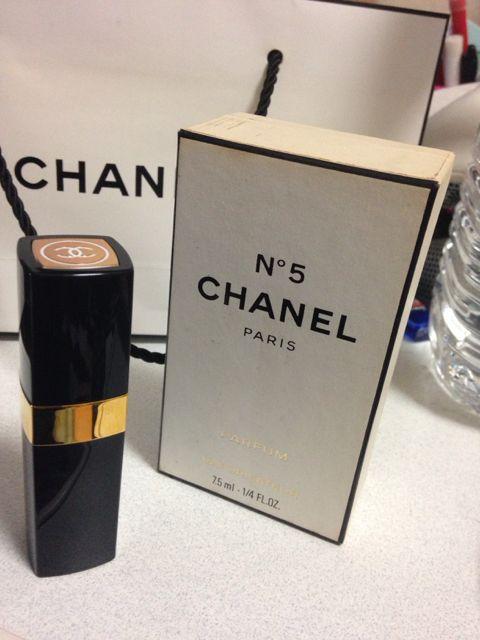 CHANEL N°5 7.5ml フレグランス