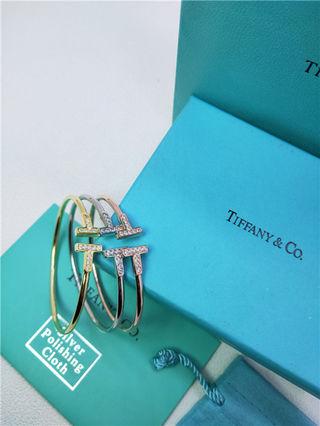 爆売り 可愛い新品 Tiffany ブレスレット早い者勝ち