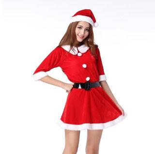 新品 送料無料 クリスマス用品★可愛い★クリスマス服