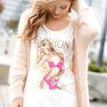 カバーガールTシャツ [価格]¥8,200(税抜)