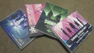SHINee☆LIVE DVDお得セット!!