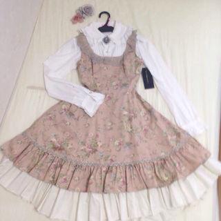 VM ローズオックスバックスドレス セット