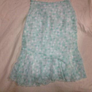 カールパークレーン スカート