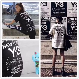 Y-3定番人気上 ファッションのTシャツ TOKYO限定