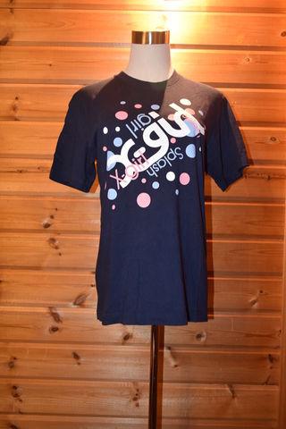 X-girl ポップロゴTシャツ