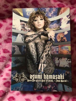 浜崎あゆみAYU LIVE DVD