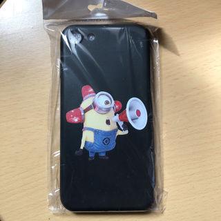 ミニオン iPhone8 シリコンケース