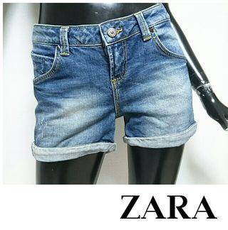 ZARA*ショートパンツ