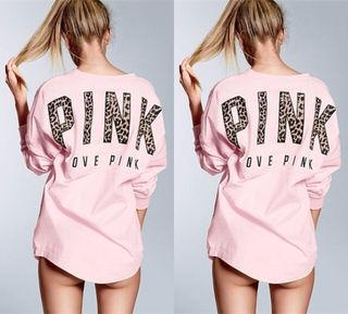 大人気可愛いpinkシャツ お買い得! ピンク