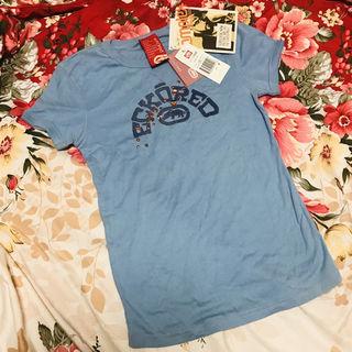 ecko redエコーリベットTシャツS