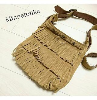 Minnetonka*フリンジショルダーbag